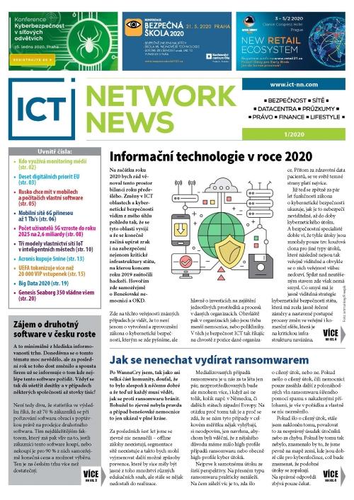 ICTNN 1-2020 cover