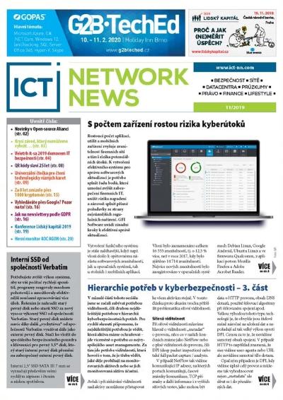 ICTNN 11-2019 cover