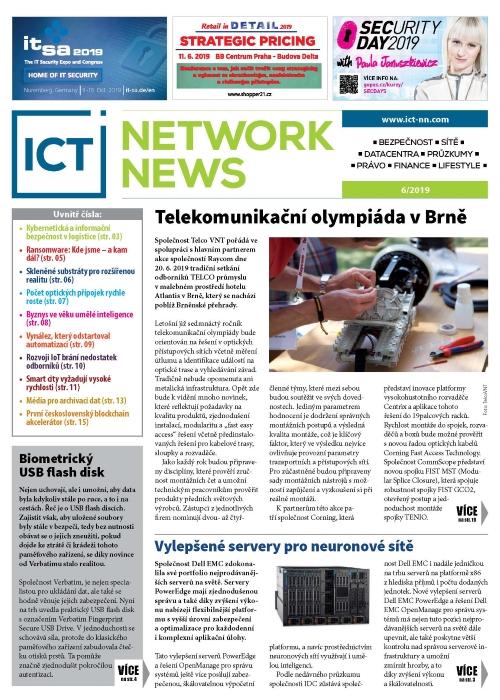 ICTNN 6-2019 cover