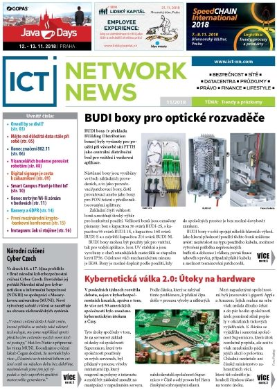 ICT NETWORK NEWS 11-2018