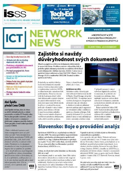 ICT NETWORK NEWS 3-2018