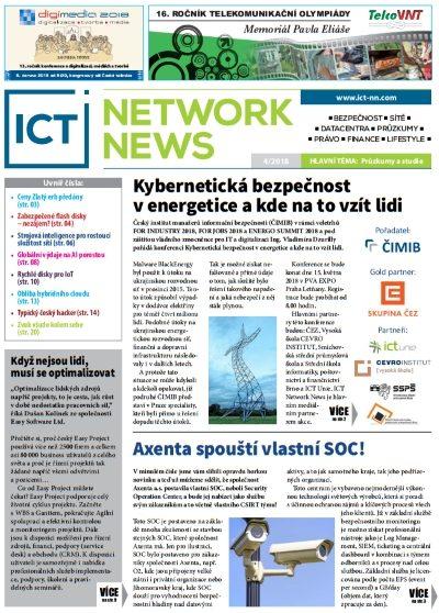 ICT NETWORK NEWS 4-2018